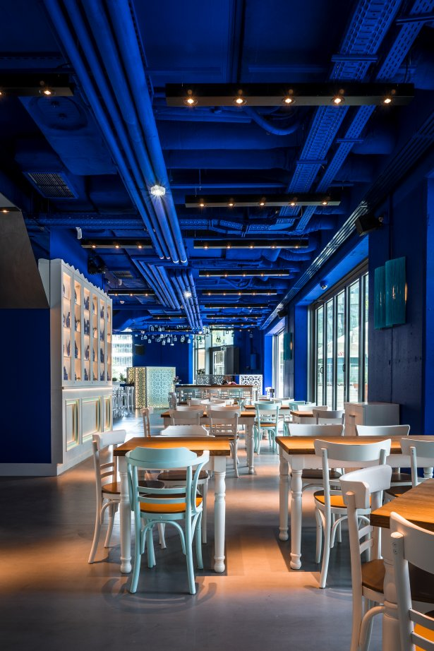 Restauracja Mykonos. Zdjęcie: materiały prasowe