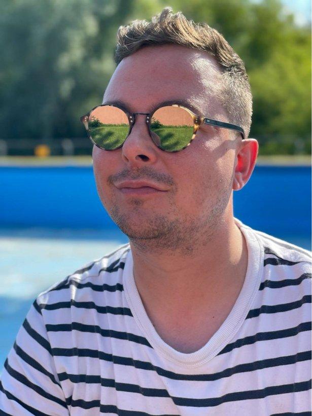 Krzysztof Stelmach, współwłaściciel baru Warmut. Zdjęcie: materiały prasowe
