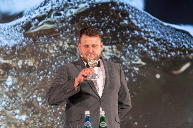 Marcin Krzystolik podczas finału mistrzostw / Zdjęcie: Przemysław Ziemichód
