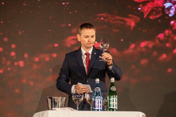 Adam Tomczak podczas finału /Zdjęcie: Przemysław Ziemichód