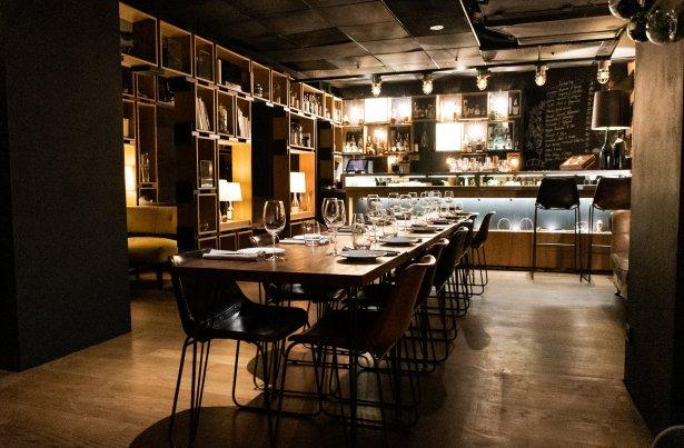 Restauracja Bez Tytułu. Zdjęcie: materiały prasowe