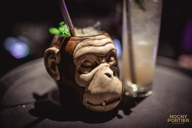 Mango Kong z baru Nocny Portier w Lublinie. Zdjęcie: materiały prasowe