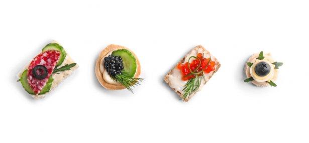 Współczesna wersja tartinek. Zdjęcie: Shutterstock.com