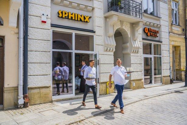 Restauracja Sphinx w Krośnie. Zdjęcie: materiały prasowe