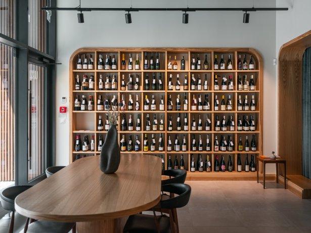 Lalou wine concept – sklep z winem i tasting room w Warszawie. Zdjęcie: materiały prasowe