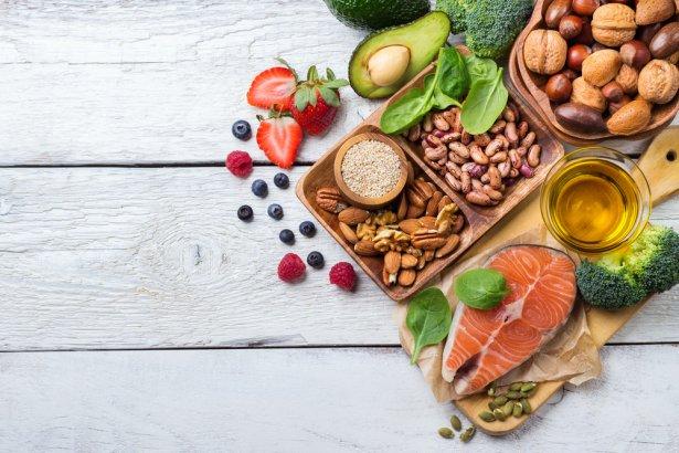 Zdrowa żywność. Zdjęcie: Shutterstock.com