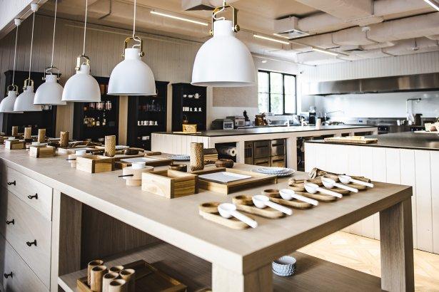 Część restauracyjna będzie mogła przyjąć 16 gości. Fot. Monika Szałek