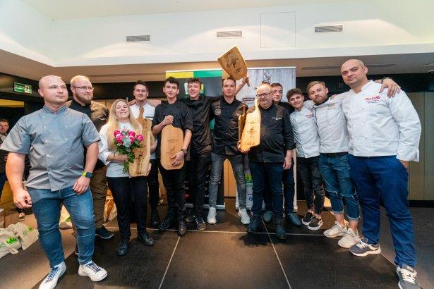 Uczestnicy drugiej edycji Mistrzostw Polski w Dziczyźnie / Zdjęcie: materiały prasowe