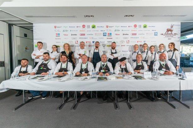 Jurorzy drugiej edycji Mistrzostw Polski w Dziczyźnie / Zdjęcie: materiały prasowe