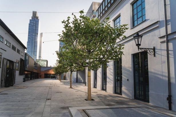 Zrewitalizowana Fabryka Norblina. Zdjęcie: materiały prasowe