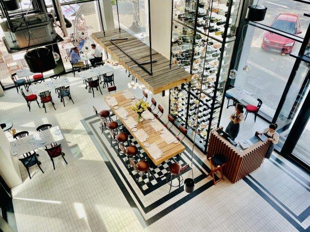 Seafood Station Restaurant & Oyster Bar w Warszawie. Zdjęcie: materiały prasowe/seafoodstation.pl