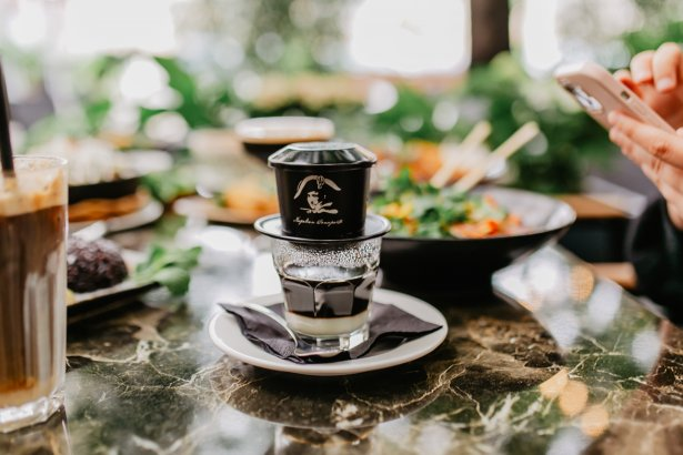 Kawa po wietnamsku w restauracji Witaj. Zdjęcie: materiały prasowe