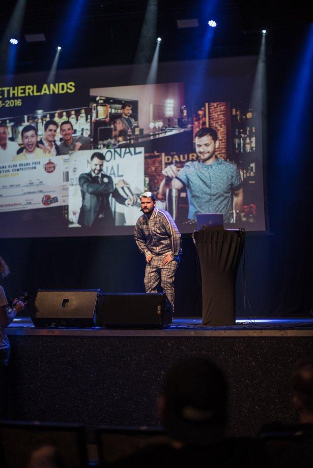 Daniel Nevsky inspiruje kolejne pokolenia barmanów. Fot. Marika Morawiec