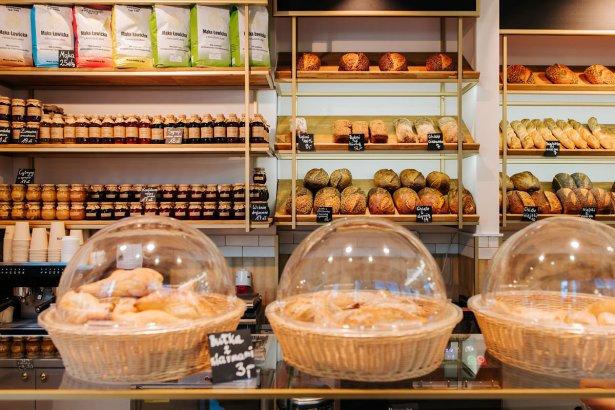 Oferta piekarni  Bakery Browary Warszawskie. Zdjęcie: materiały prasowe